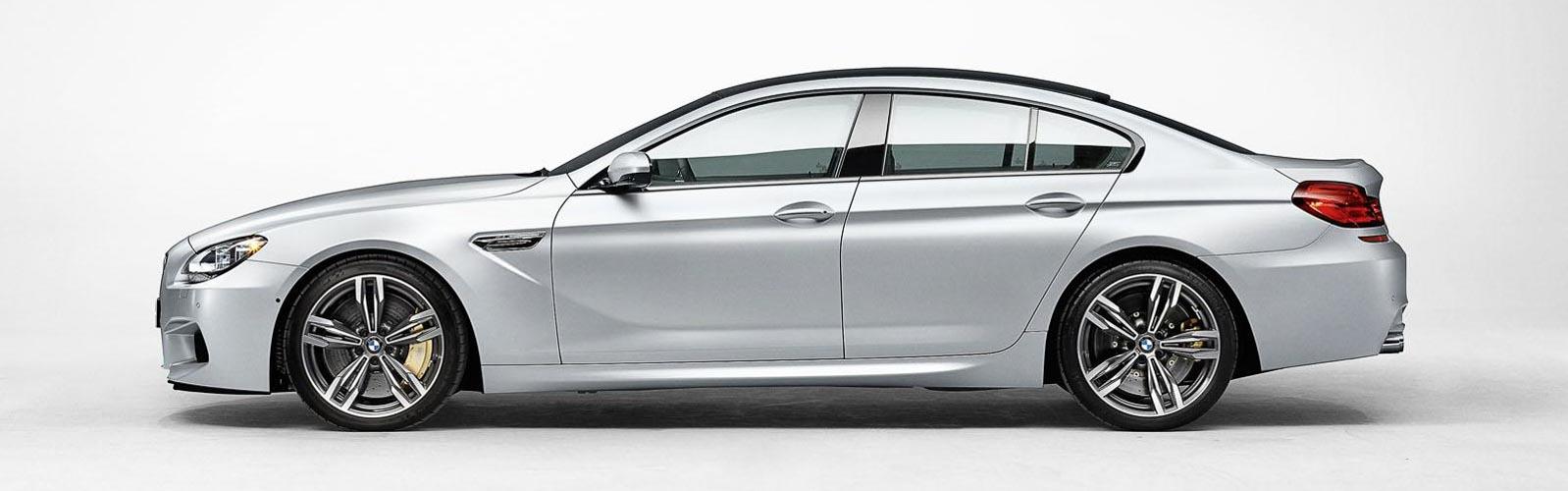 Fiancata della BMW