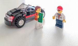 Automobile della Lego